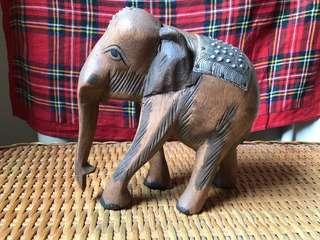 Collectible! Vintage Elephant from India