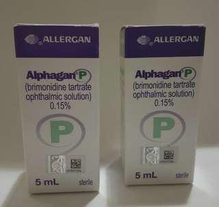 Obat mata glaucoma Alphagan P Brimodine