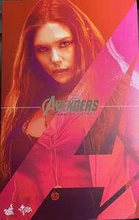 Hot Toys HT Avengers Age of Ultron Scarlet Witch MMS301