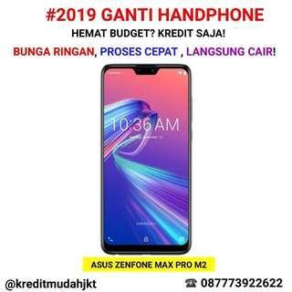 Kredit Handphone Asus Zenfone Max Pro M2