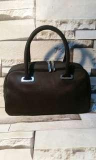 Orig Lacoste bowler bag