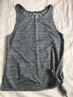 🚚 Pure Apparel Side Tie Tank Size 4