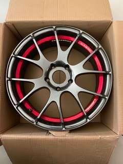 Car rim 1 pcs