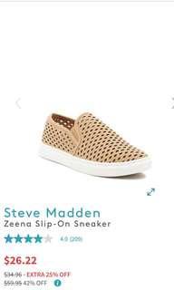 (Repriced) New Steve Madden Slip-on Sneakers