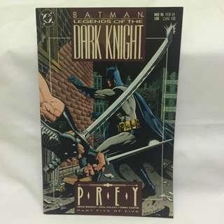 Batman - Legends of the Dark Knight No.15 Feb 1991