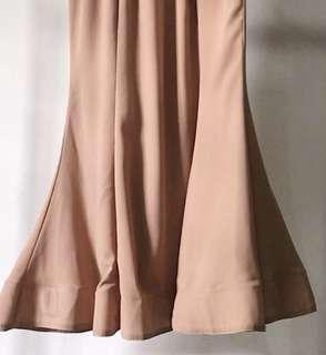Brown Horsehair Skirts