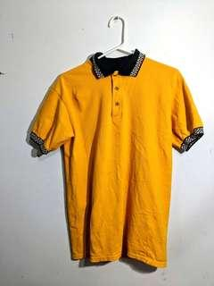 Yellow Racetrack Polo