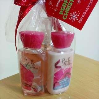 Bath And Body Works Pink Chiffon