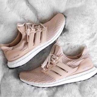INSTOCK Adidas Pink Ultraboost