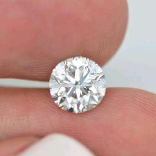 1.53ct E/VS1 triple ex diamond