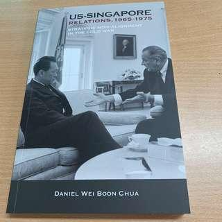🚚 US SINGAPORE RELATIONSHIPS 1965 - 1975 STRATEGIC NON-ALIGNMENT IN THE COLD WAR