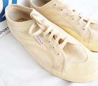 Authentic preloved like new superga for men