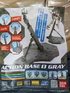 高達專用底板action base