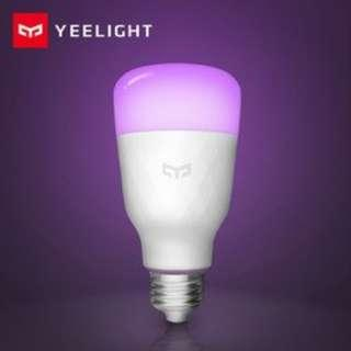 🚚 [Ready Stock] Xiaomi Yeelight LED Bulb v2 (Colour)
