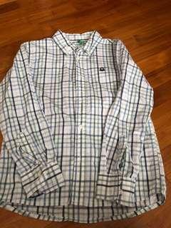 Boys long sleeve shirt