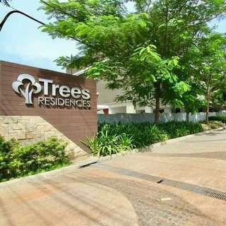 1 BEDROOM FOR SALE IN TREES RESIDENCES!!!