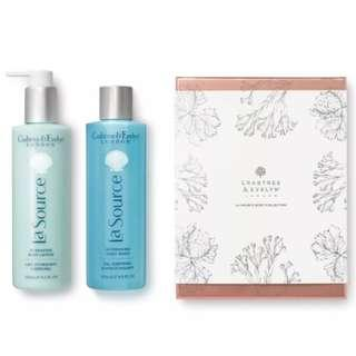 Crabtree & Evelyn La Source Body Collection Duo Collection