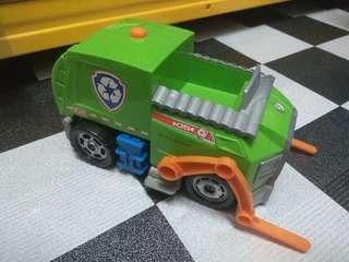 Paw Patrol Recycle Truck