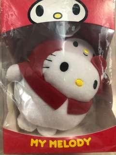 麥當勞 Kitty 扮 My Melody 公仔