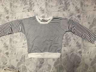 Stripes Long sleeve top