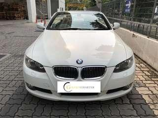 BMW 323i for rental(Personal Usage)🚗