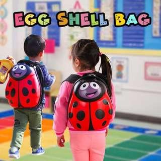 Egg Shell Bag