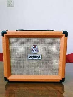 Orange Crush 20 20瓦電吉他音箱【英國大廠品牌/橘子音箱/CR20L新款】含免費附線