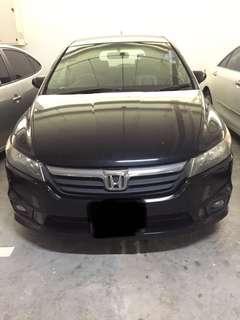 Honda Stream 1.8A PHV/Personal Usage