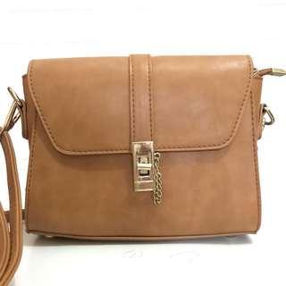 Choco Vintage Sling Bag