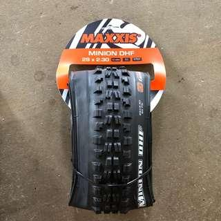 New: Maxxis Minion DHF 29x2.30 Tyre - 3C - EXO - TR