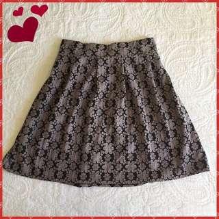 Adorable Floral Skirt