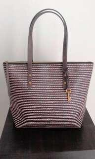 Tote bag Fossil