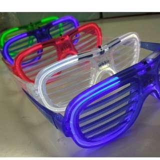 LED Light Party Glass