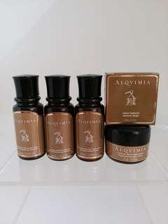 Alqvimia 美體護理5件套裝