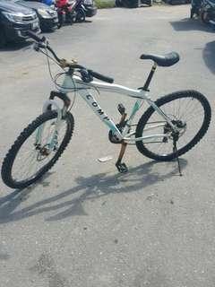 Basikal road mountain bike