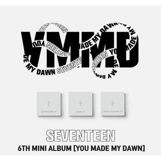SEVENTEEN YOU MAKE MY DAWN