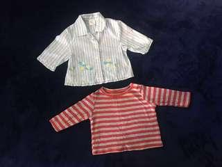 ‼️Sale‼️ Baby Girl Preloved Clothes (3-6mos)