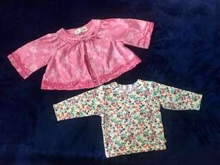 ‼️Sale‼️ Baby Girl preloved clothes (6-12mos)