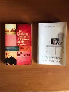Books by Siri Hustvedt