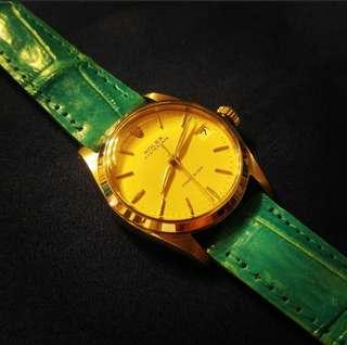 Rolex 6466 (vintage) 全世界最平