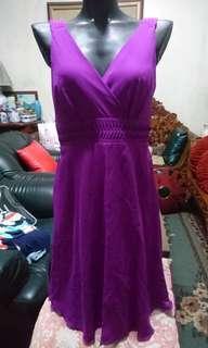 Debenhams Lavender Dress