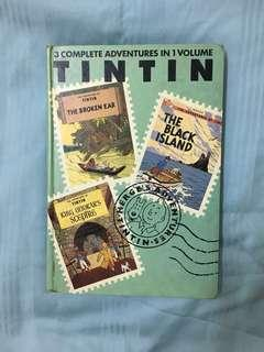 The Adventures of TINTIN (hardcover limited edition)