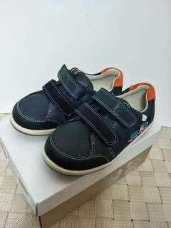 Clarks Toddler Shoes Softly Tom Leather