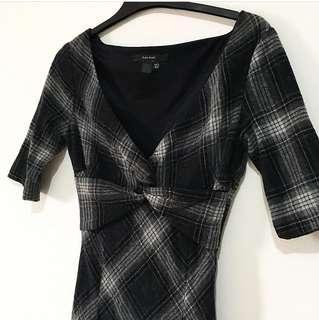 Zara Wooly Dress