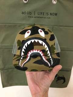Bape cap$300 99%new