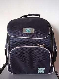 School Bag Pop Kids Dark Blue Color
