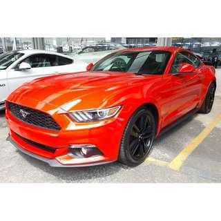 FORD MUSTANG 2.3 ECOBOOST SHAKER PRO AUDIO MUSCLE CAR (A) UNREG 2016 OFFER OFFER