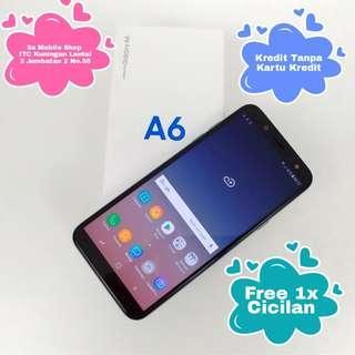 Samsung Galaxy A6 Smartphone 3/32GB Cicilan Tanpa Cc