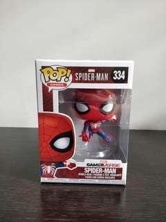 Spider man Action Pose  Funko Pop 334