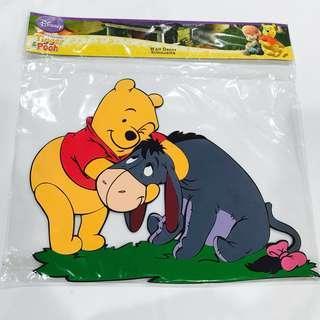 🚚 Winnie the Pooh & Eeyore Wall Decor